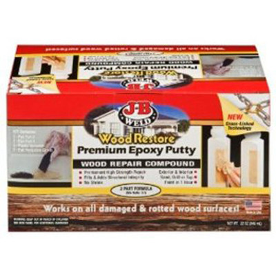 JB Weld 40006 Premium Epoxy Putty Kit 32 Oz.