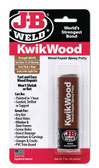 JB Weld 8257 Kwikwood Epoxy Putty 1 Oz Each