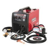 Lincoln Electric Welders K2697-1 Easy Mig 140 120 Volt AC Input Compact Wire Welder