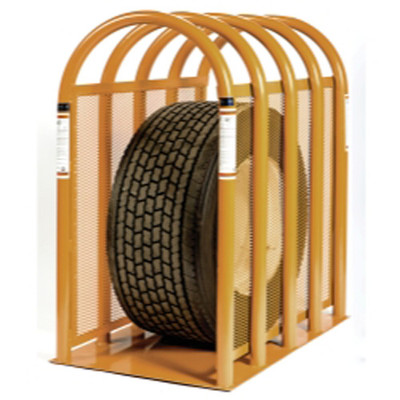 Ken-tool 36010 T110 SuperMagnum 5-Bar Inflation Cage with Mesh