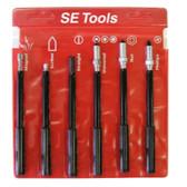 S.E. Tools NH6K90 Non-Conductive Nylon Handle Screw Starter Kit