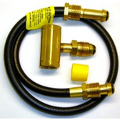 Mr. Heater F273737 Propane 2 Tank Hook-up Kit