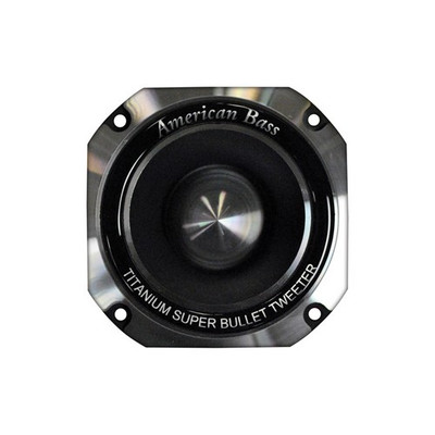 """American Bass MX444T 1.75"""" Compression Tweeter 4Ohm 200W Max Sold Each"""