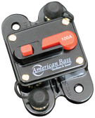 American Bass ABCB100A 100A Circuit Breaker Blister Pack
