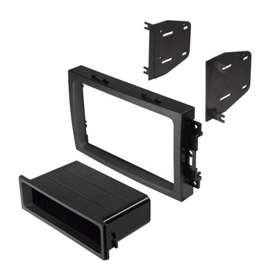 American International CDK649 Fits Select 2005-08 Dodge JeepDouble Din W/Pocket.