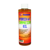 Cliplight 51112 Hybrid A/C Compressor Oil 8 oz bottle
