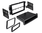 American International GMK317 Installation Kit '06+ Double Din; Chevy Buik GMC