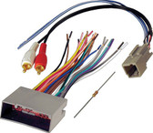 American International FWH694 Wiring Harness '03-'06 Ford Amp Integration W/RCA