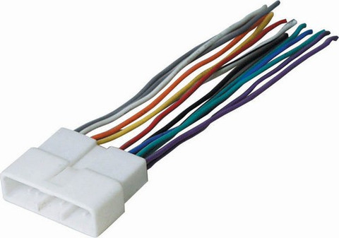 American International HWH804 Wire Harness '86-91 Honda @Cs@