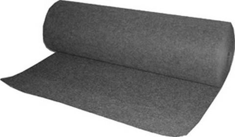 Audiopipe CPT150 Carpet Medley Grey Trunkliner Nippon 4'X150' Roll