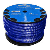Audiopipe PW0100BL Power Wire 0Ga. 100' Blue