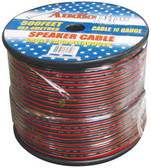 Audiopipe CABLE16BLACK Speaker Cable 16 Ga. 1000' ; Red + Black