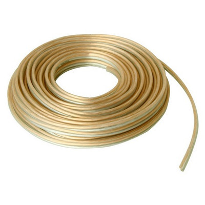 Audiopipe CABLE12500 Speaker Wire 12Ga 500' Clear