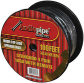 Audiopipe C4PR100 Speed Cable 100' 9 Wire; 4Pr. Spkrs + Remote