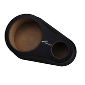 "Audiopipe ISPODWD8TBLK2 Pipeman 8"" Wood Speaker Pod With Tweeter Opening *Pair*"