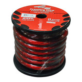 Audiopipe PW025RD Power Wire 0Ga. 25' Red
