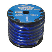 Audiopipe PW025BL Power Wire 0Ga. 25' Blue