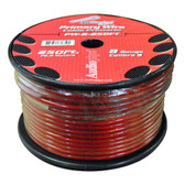 Audiopipe PW8RD Power Wire 8Ga 250' Red
