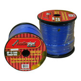 Audiopipe AP12500BL 12 Gauge 500Ft Primary Wire Blue
