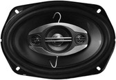 Audiopipe DSA6993S Audiodrift 6X9 4-Way Speaker 500 W 250W RMS