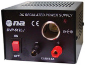 Audiopipe DVP512LJ Nippon 5 Amp Power Supply