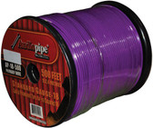 Audiopipe AP18500PL (PW18) 18Ga Wire 500' Purple