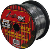 Audiopipe AP16500BK 16 Gauge 500Ft Primary Wire Black