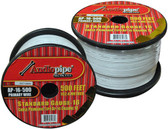 Audiopipe AP16500WH 16 Gauge 500Ft Primary Wire White