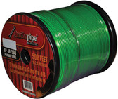 Audiopipe AP18500GR **Green** Remote Wire 18Ga 500'