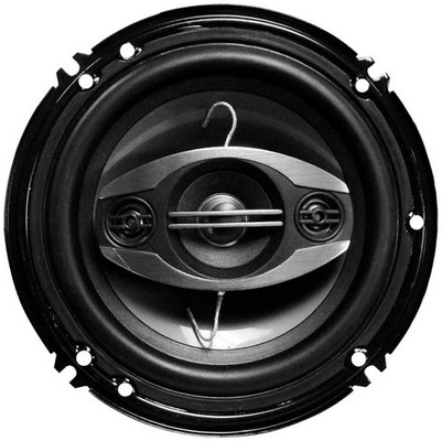 "Audiopipe DSA1683S Audiodrift 6.5"" 4-Way Speaker 350W 175W RMS"