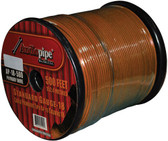 Audiopipe AP18500OR Remote Wire 18Ga 500' Orange