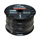 Audiopipe AP14500BK 14 Gauge 500Ft Primary Wire Black