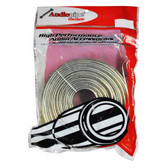 Audiopipe CABLE1450 Speaker Wire 14Ga 50' Clear