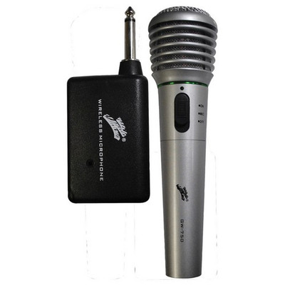 Audiopipe GW750 Microphone Wireless Nippon With Receiver