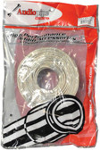 Audiopipe CABLE16100 16Ga 100' Clear Speaker Wire