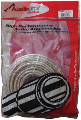 Audiopipe CABLE1025 10 Ga. Speaker Cable 25Ft