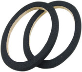 "Audiopipe RING69CBK Nippon 6X9"" MDF Ring With Black Carpet Pair Packed"