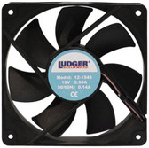 "Audiopipe 121545 Nippon 12V Mini Fan 1.5"" X 4.5"""