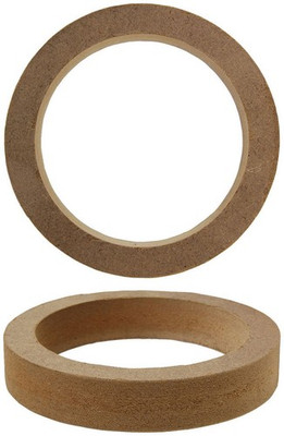 "Audiopipe RING525R Nippon 5.25"" MDF Speaker Ring (Pair)"