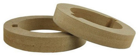 "Audiopipe RING3720 Nippon 2.91"" Tweeter MDF Ring (Pair)"