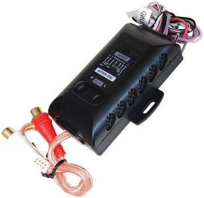 Audiopipe APNRRM Line Output Converter With Remote Turn On