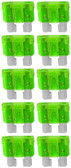 Audiopipe ATC30A ATC Fuse 30 Amp; 10 Pack Blister;