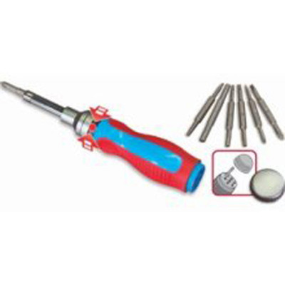 Channellock 181CB 18 in 1 Ratcheting Screwdriver