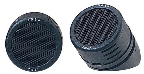 Boss Audio TW17B *Tw17* Micro Dome Tweeters