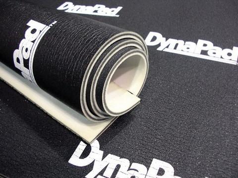 "Dynamat 21100 Dynapad 1/2"" Thick 32""X54"" 12 Sq Ft."
