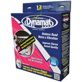 "Dynamat 10435 Xtreme 12 Sq Ft 4 Sheets 12""X36""; Door/Ceiling"