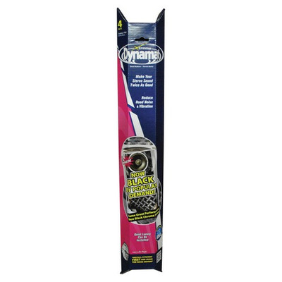 """Dynamat 10425 Xtreme 4 Sq Ft Door Wedge Pack; 18""""X32"""""""