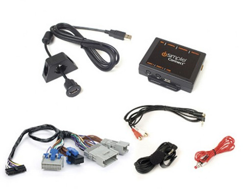 PAC ISGM655 Isimple Connect Interface 2003-2012 Select GM Vehicles