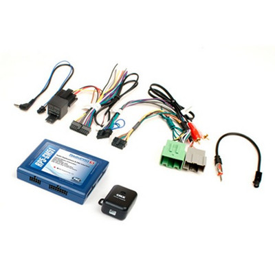PAC RP5GM51 Radio Replacement Interface With Onstar And Steering Wheel Control