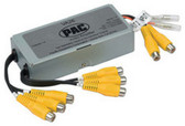 PAC VA26 Video Source Switch/ Amplifier 2 Inputs 6 Outputs;